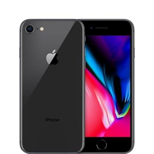 Мобилен телефон APPLE IPHONE 8 64GB SPACE GRAY MQ6G2