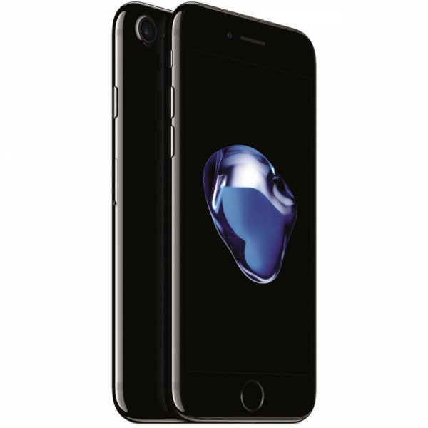 Мобилен телефон APPLE IPHONE 7 32GB JET BLACK MQTX2