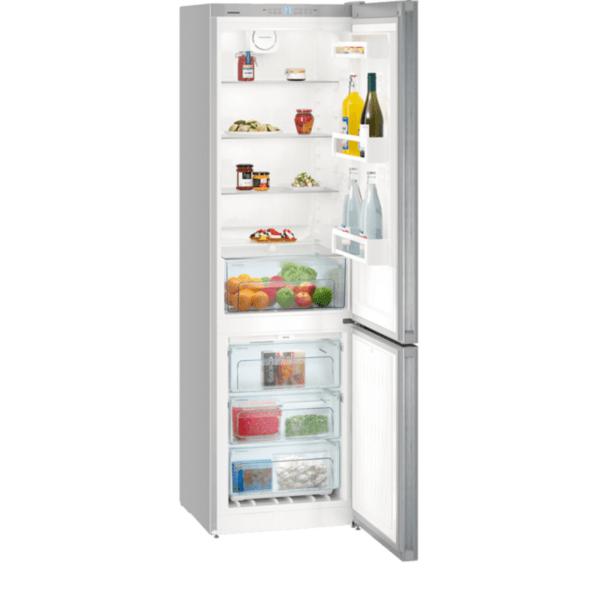 Хладилник с фризер Liebherr CNPEL 4813 , 343 l, D , No Frost , Инокс