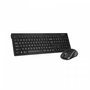 Клавиатура Delux KA180G+M391GX БЕЗЖИЧНИ