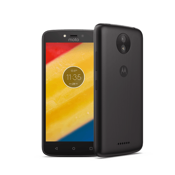 Мобилен телефон Motorola MOTO C DS BLACK