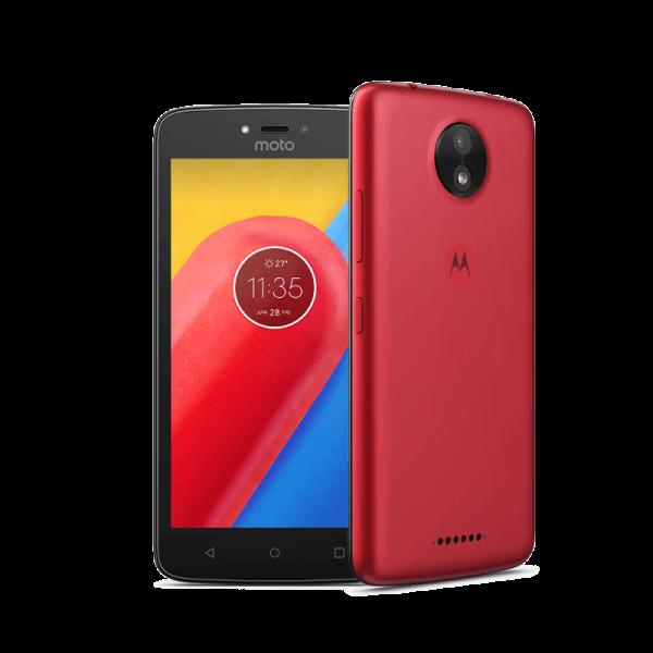 Мобилен телефон Motorola MOTO C DS RED