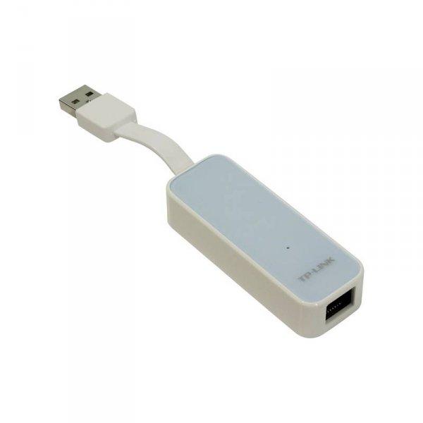 Адаптер TP-Link UE200 USB-RJ45