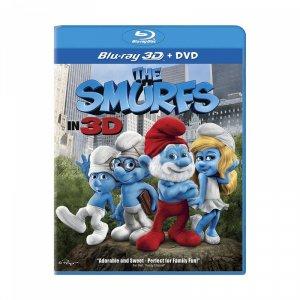 Аксесоар Sony 3D ФИЛМ THE SMURFS/СМЪРФОВЕТЕ