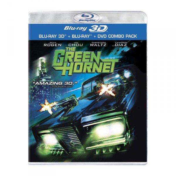 Аксесоар Sony 3D ФИЛМ THE GREEN HORNET/ЗЕЛ.СТЪРШЕЛ