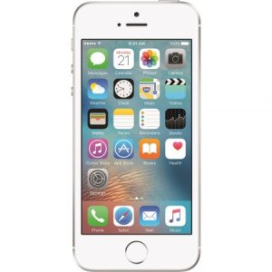 Мобилен телефон APPLE IPHONE SE 32GB SILVER MP832