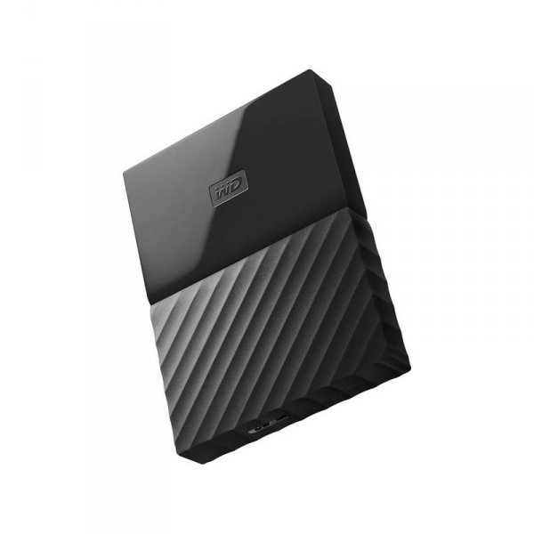 Външен хард диск WD 2TB USB 3.0 MY PASSPORT BLACK