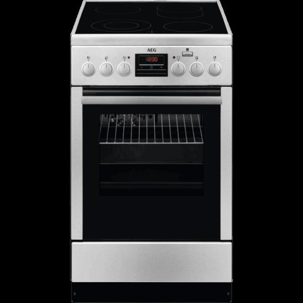 Готварска печка (ток) AEG CCB56400BX
