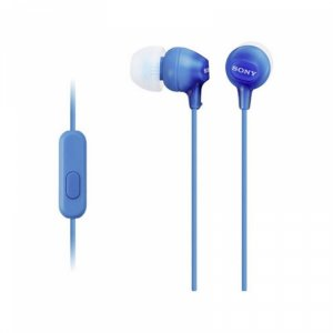 Слушалки с микрофон Sony MDR EX15APL