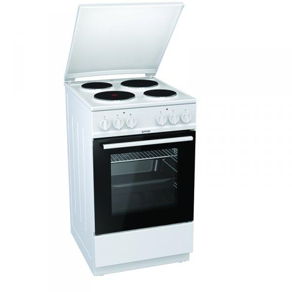 Готварска печка (ток) Gorenje E5141WH , 4 ток , Бял