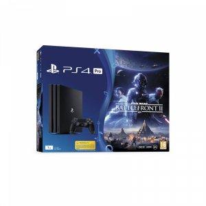 Конзола Sony PS4 1TB PRO + STAR WARS BATTLEFRONT II