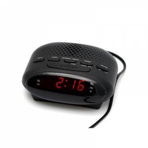 Радиочасовник DIVA MP3/FM ALARM