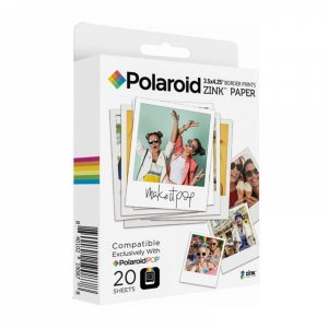 Аксесоар фото Polaroid ZINK 3X4 MEDIA POLZL3X420 - 20 PACK