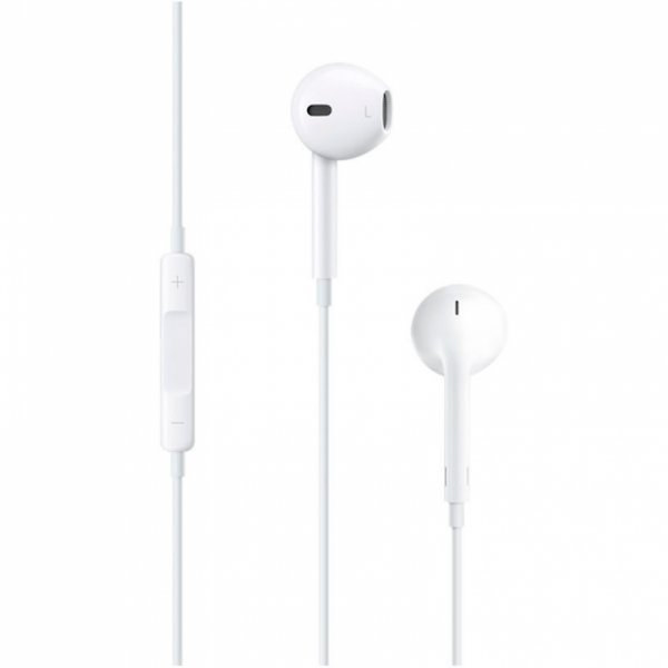 Слушалки с микрофон Apple EARPODS WITH 3.5MM HEADPHONE PLUG (2017) MNHF2