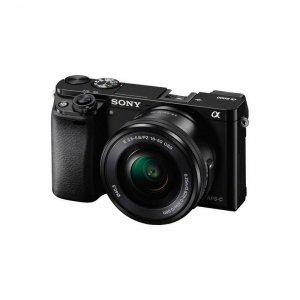 Фотоапарат Sony ILCE6000LB