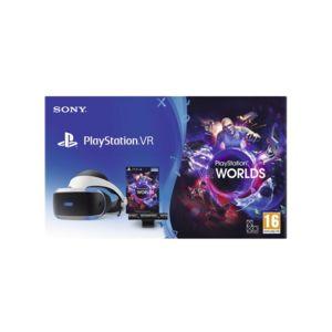 Конзола - аксесоар Sony PSVR KIT VRW VCH/DEMO DISC/CAM2/PSVR