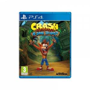 Игри PS4 CRASH BANDICOOT NS TRILOGY
