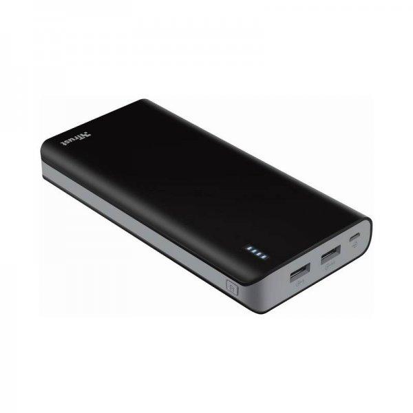 Външна батерия Trust PRIMO 20000 mAh BLACK