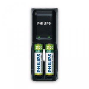 Зарядно у-во Philips SCB1290NB/12