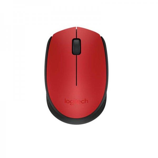 Мишка Logitech M171 RED 910-004641