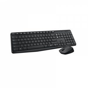 Клавиатура Logitech MK235 + МИШКА 920-008024