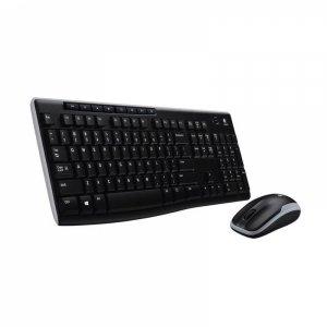 Клавиатура Logitech MK270 + МИШКА 920-004508