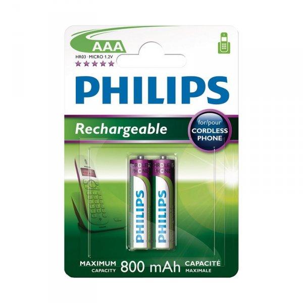 Батерия Philips R03B2A80/10