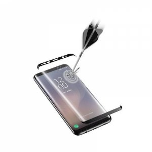 Протектор за дисплей Cellularline SAMSUNG GALAXY S8 PLUS ЗАКАЛЕНО СТЪКЛО 3D