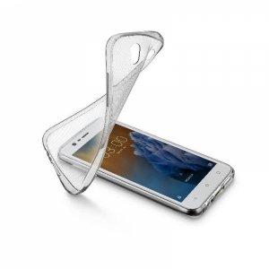 Калъф за смартфон Cellularline SOFT NOKIA 3 ПРОЗРАЧЕН