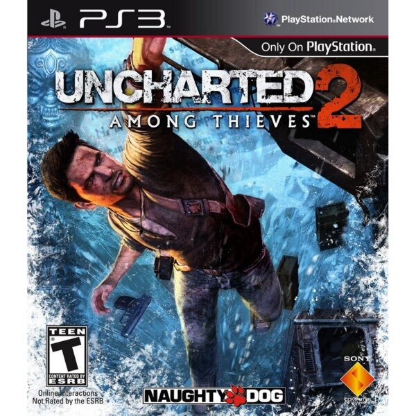 Игри PS3 UNCHARTED 2 AMONG THIEVES-PLATINUM