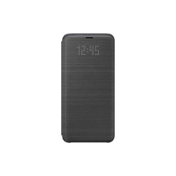 Калъф Samsung EF-NG960PB BLACK LED VIEW COVER FOR S9
