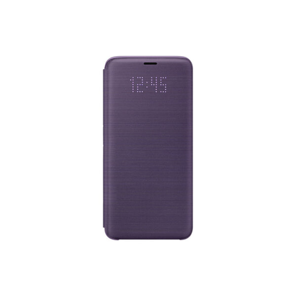 Калъф Samsung EF-NG960PV PURPLE LED VIEW COVER FOR S9