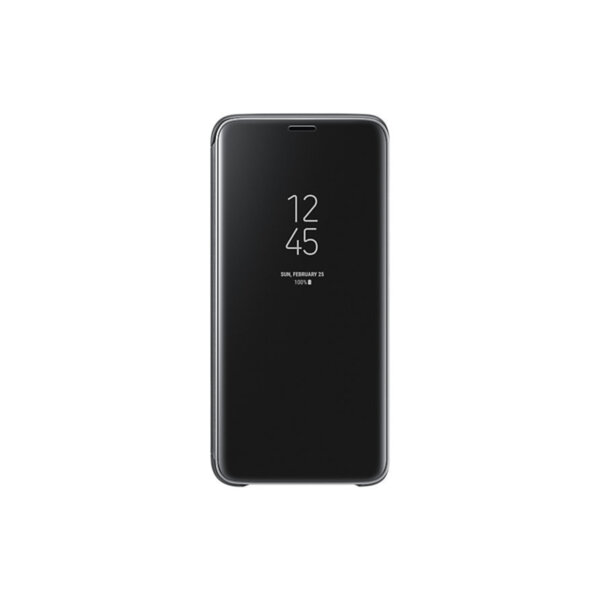 Калъф Samsung EF-ZG960CB BLACK CLEAR VIEW COVER FOR S9