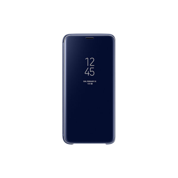 Калъф Samsung EF-ZG960CL BLUE CLEAR VIEW COVER FOR S9