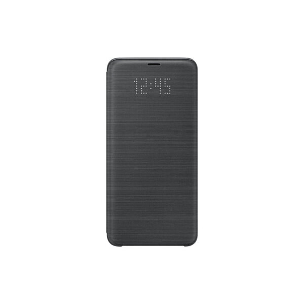 Калъф Samsung EF-NG965PB BLACK LED VIEW COVER FOR S9+