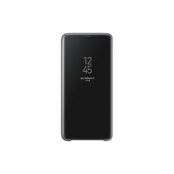 Калъф Samsung EF-ZG965CB BLACK CLEAR VIEW COVER FOR S9+