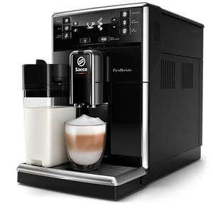 Кафеавтомат Saeco SM5460/10 , 15 Bar, 1850 Вата, Кафеавтомат