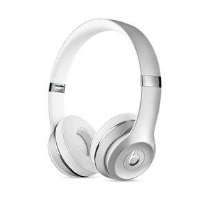 Слушалки с микрофон Beats SOLO3 WIRELESS ON-EAR - SILVER