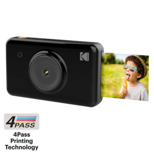 Фотоапарат Kodak MINI SHOT - BLACK KODMSB