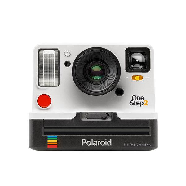 Фотоапарат за моментни снимки Polaroid ONESTEP 2VF - WHITE