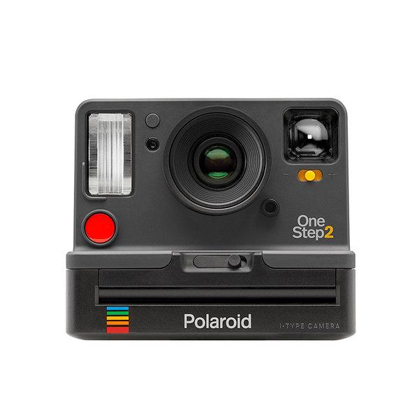 Фотоапарат Polaroid ONESTEP 2VF - GRAPHITE