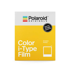 Аксесоар фото Polaroid Originals Color Film for i-Type
