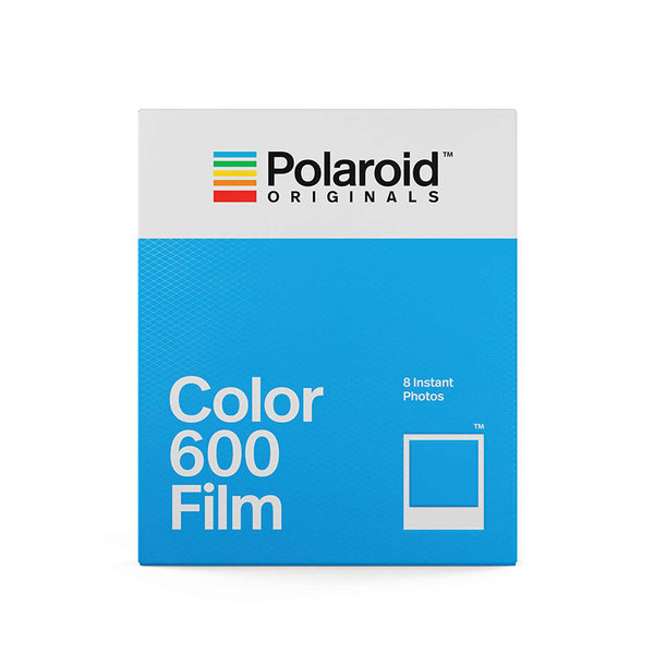 Аксесоар фото Polaroid Color Film for 600 & i-Type