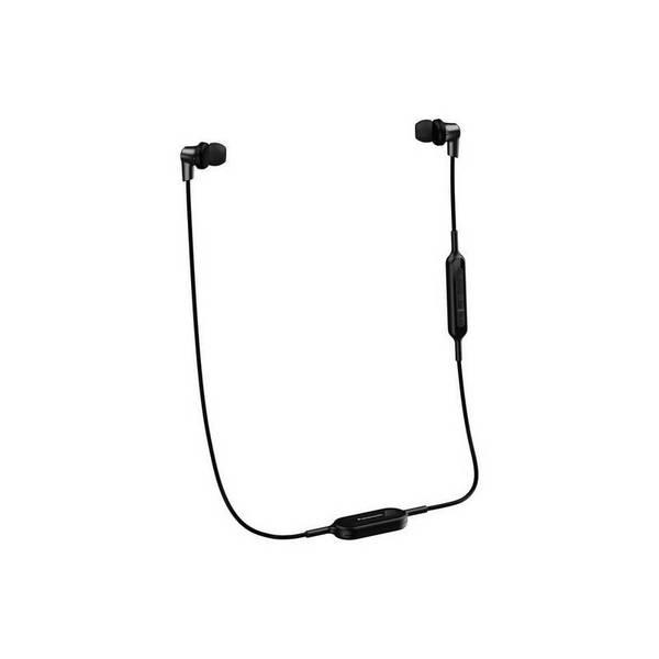 Слушалки с микрофон Panasonic RP-NJ300BE-K