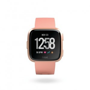 Смарт часовник Fitbit VERSA PEACH/ROSE GOLD FB505RGPK