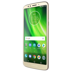 Мобилен телефон Motorola MOTO G6 PLAY DS GOLD