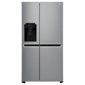 Хладилник с фризер LG GSL760PZXV