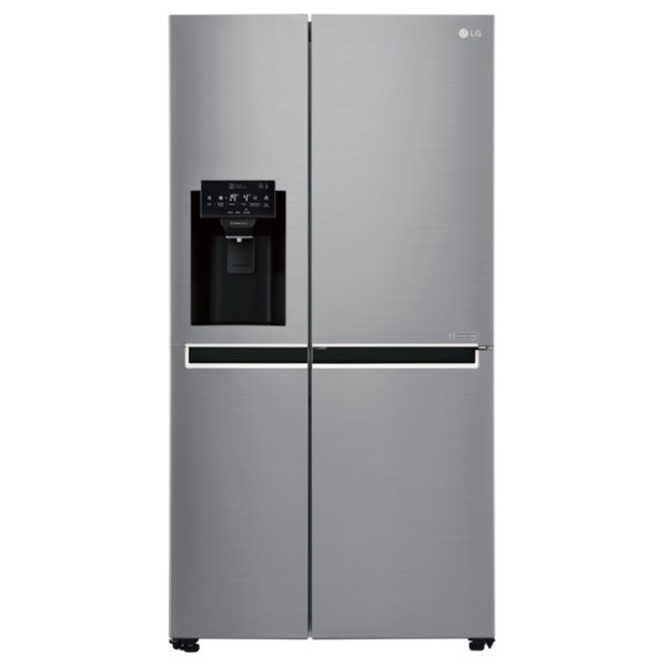 Хладилник с фризер LG GSL760PZXV , 601 l, A+ , No Frost , Инокс