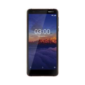Мобилен телефон Nokia 3.1 DUAL SIM BLUE