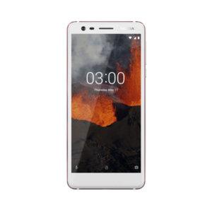 Мобилен телефон Nokia 3.1 DUAL SIM WHITE